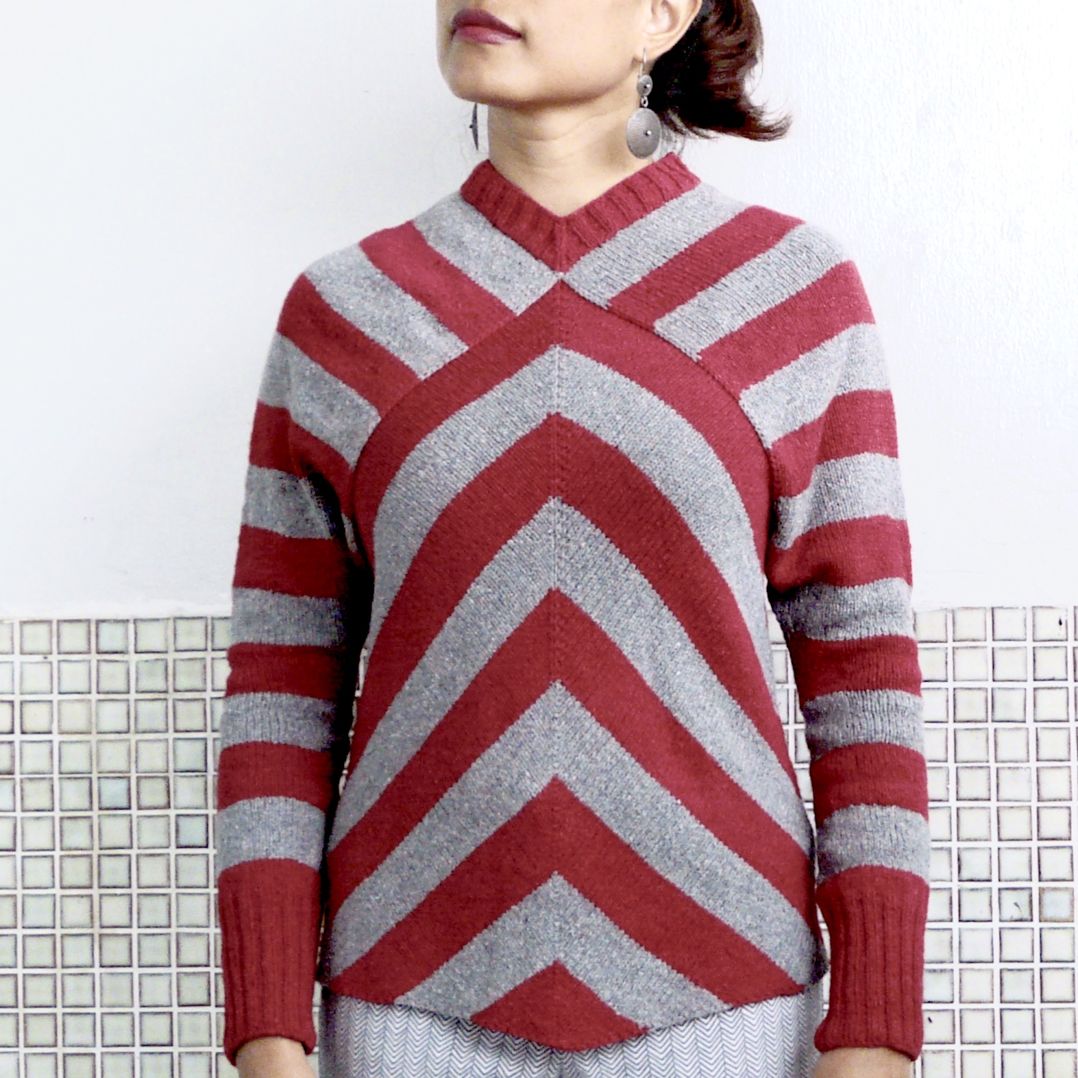 Pattern Release: Disha Pullover